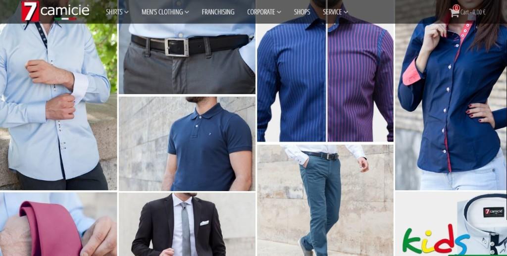 7camicie Shop Online