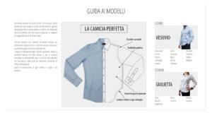 AEFFE Lab Portfolio 7camicie Shop Online Camicie Uomo Donna Bambino Guida ai Modelli