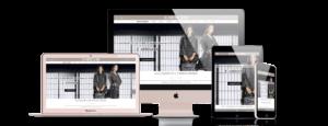 AEFFE Lab Portfolio Particolari Responsive Design