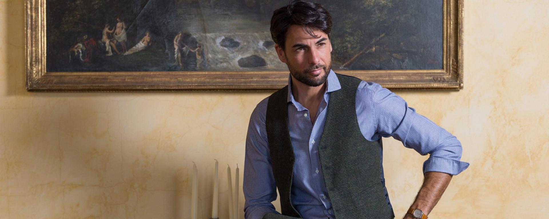 AEFFE Lab Portfolio Rodrigo Abbigliamento Uomo B2B Business To Business