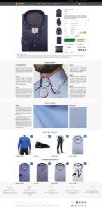 AEFFE Lab Portfolio 7camicie Shop Online Camicie Uomo Donna Bambino Scheda Prodotto