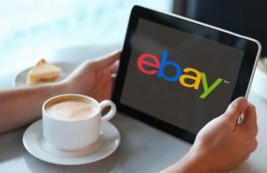 E-commerce Business Online Ebay