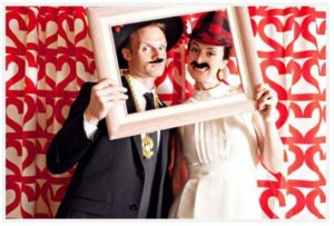 Photoboot Matrimonio