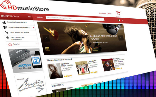 HD Music Store