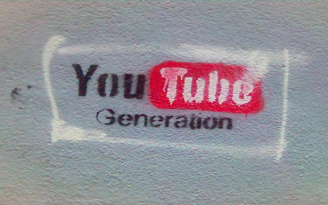Youtube Generation Youtubers Video Blogger